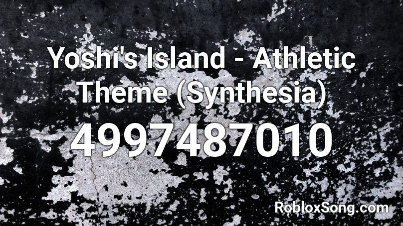 Yoshi music roblox id