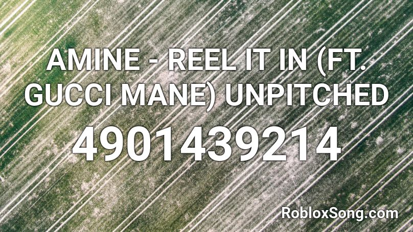 reel it in roblox id
