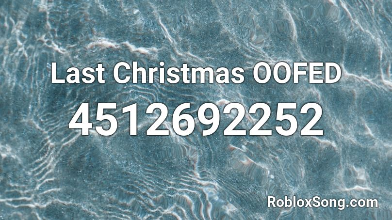 christmas songs roblox codes