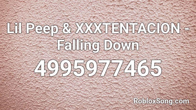 falling for u roblox id