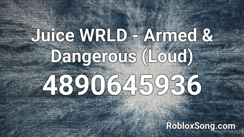 juice wrld songs roblox id